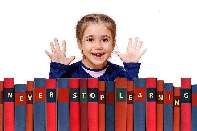 Penrose - Girl with books