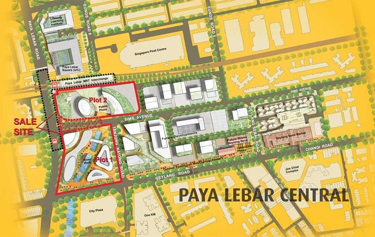 Paya Lebar Central Site