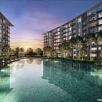 Penrose developer - The Inflora - Joint venture by TID, CDL & Hong Leong Holdings Limited (Tripartite Developers Pte Ltd)
