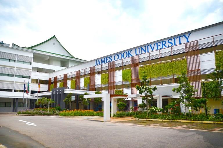 Penrose - James Cook University Singapore