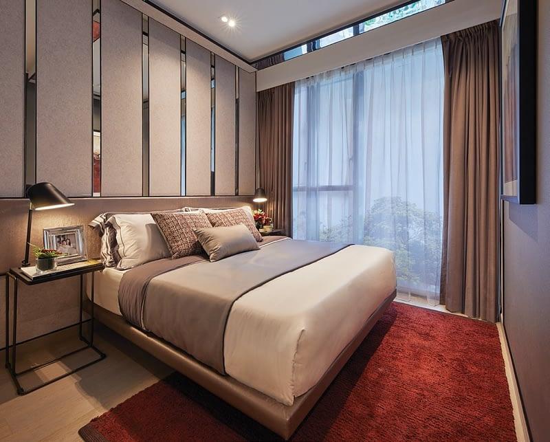 Penrose condo gallery - Bedroom - Cosiness in all corners