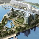 The Residences at W Singapore Sentosa Cove developed by W Hotel Worldwide & CDL