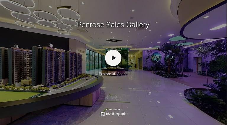 Penrose Virtual Tour - Sales Gallery