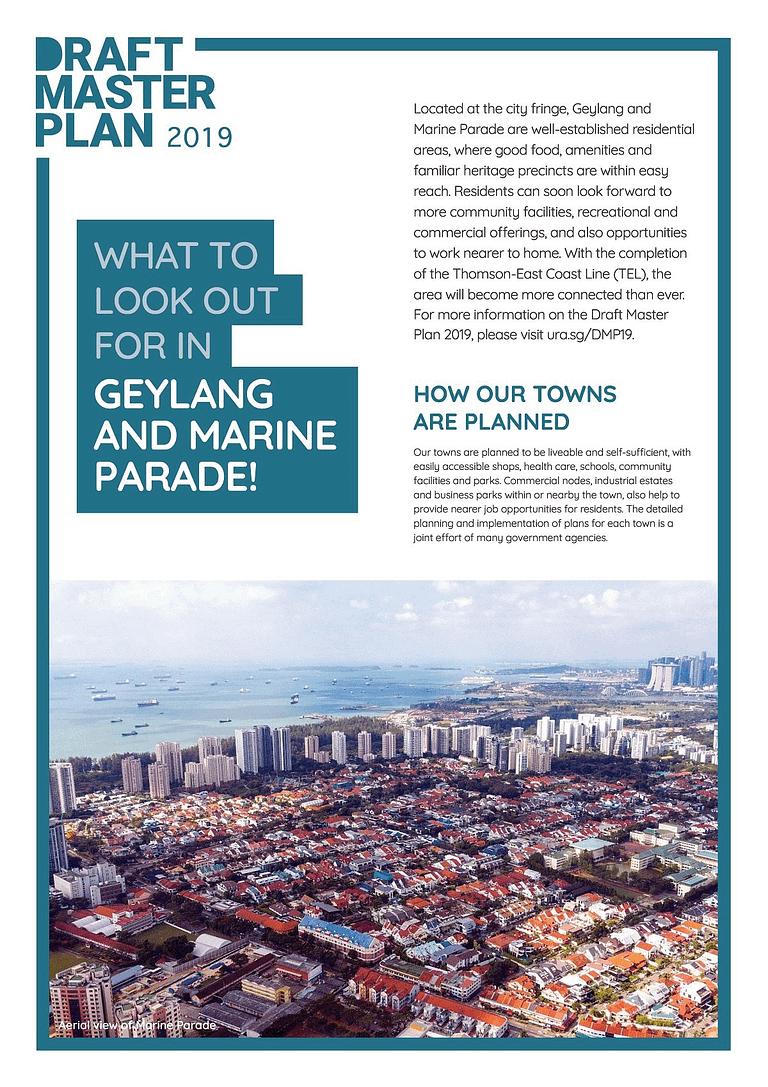 Penrose - Geylang-Marine-Parade URA Master Plan 1